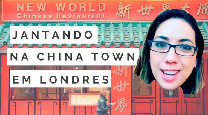 Dicas sobre China Town em Londres