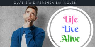Life Live Alive diferença