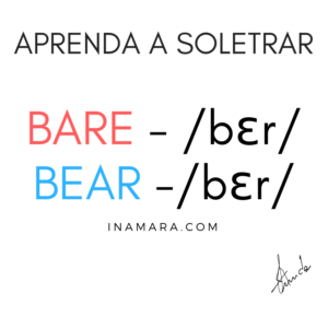 BARE x BEAR
