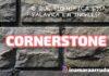 O que significa Cornerstone em inglês?