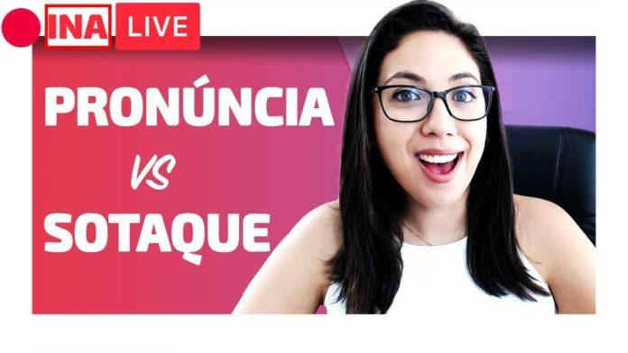 Pronúncia e Sotaque em Inglês