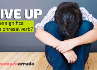 Give Up em inglês