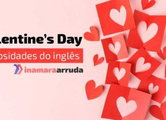 Valentine's Day em inglês