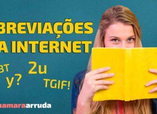 Abreviações na Internet