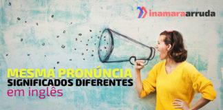 """""""Homófonos"""" em inglês"""