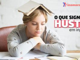 """Hustle"" em inglês"