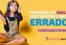 Músicas em inglês
